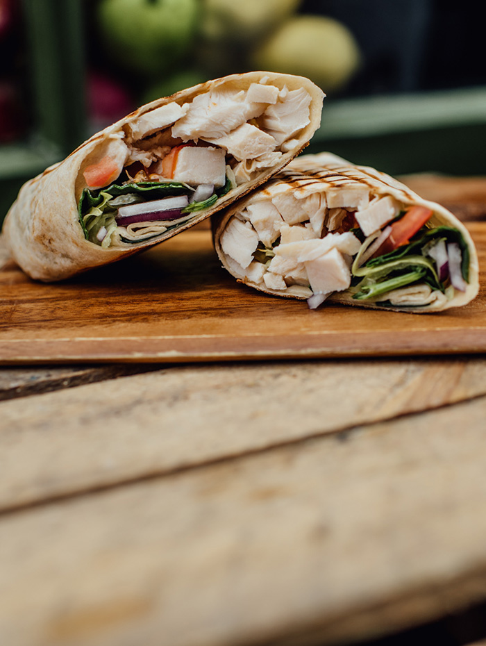 Wrap or Ciabatta - Gluten Free Sliced Bread