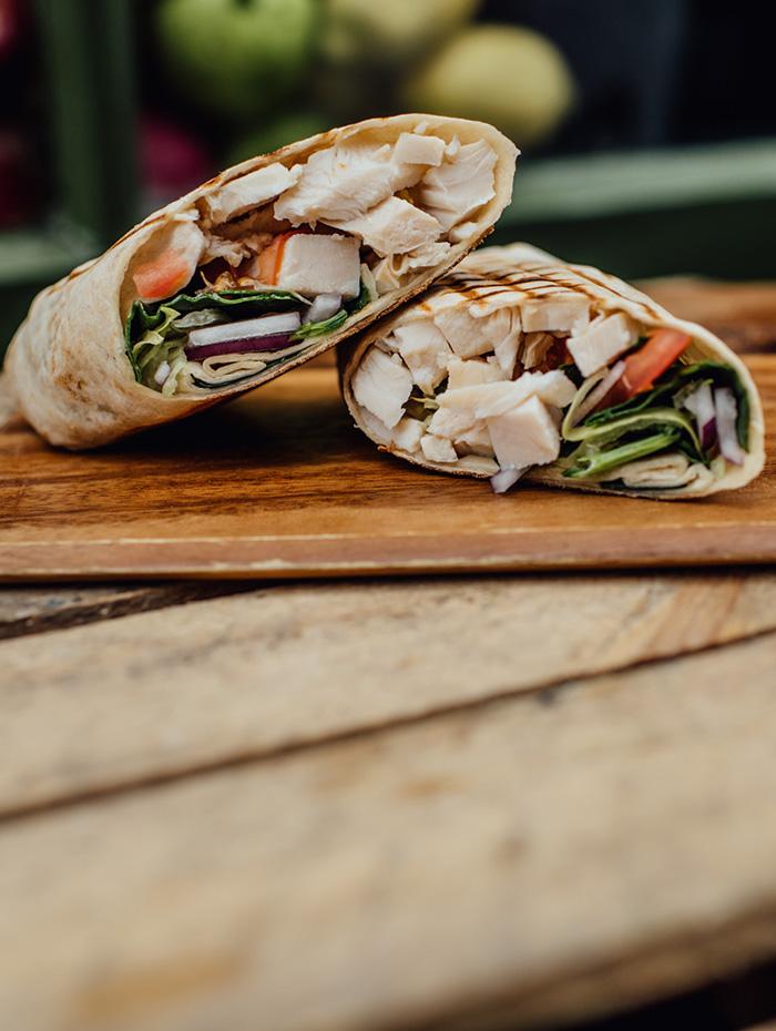 Wrap or Ciabatta - Gluten Free Sliced Bread
